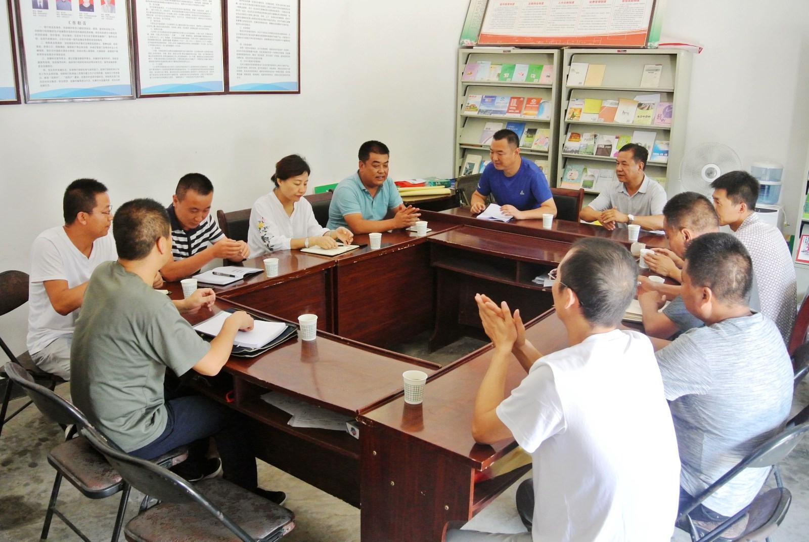 """清水县民政局:""""四个着力""""全面提升社会组织党建工作水平"""